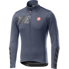 Castelli Raddoppia 2 Jacket Men dark/steel blue